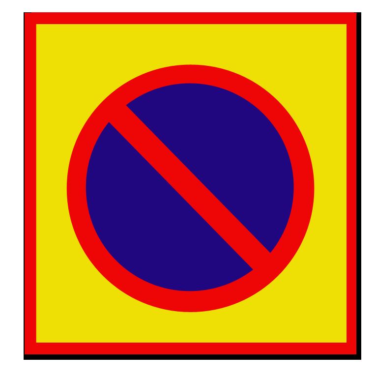 Pysäköinti Kielto